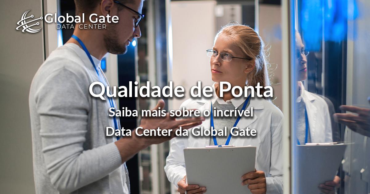 Saiba mais sobre o incrível DC da Global Gate